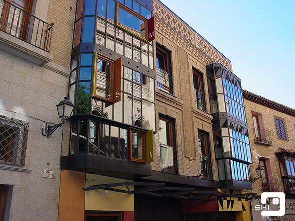 Fabricantes ventanas de madera