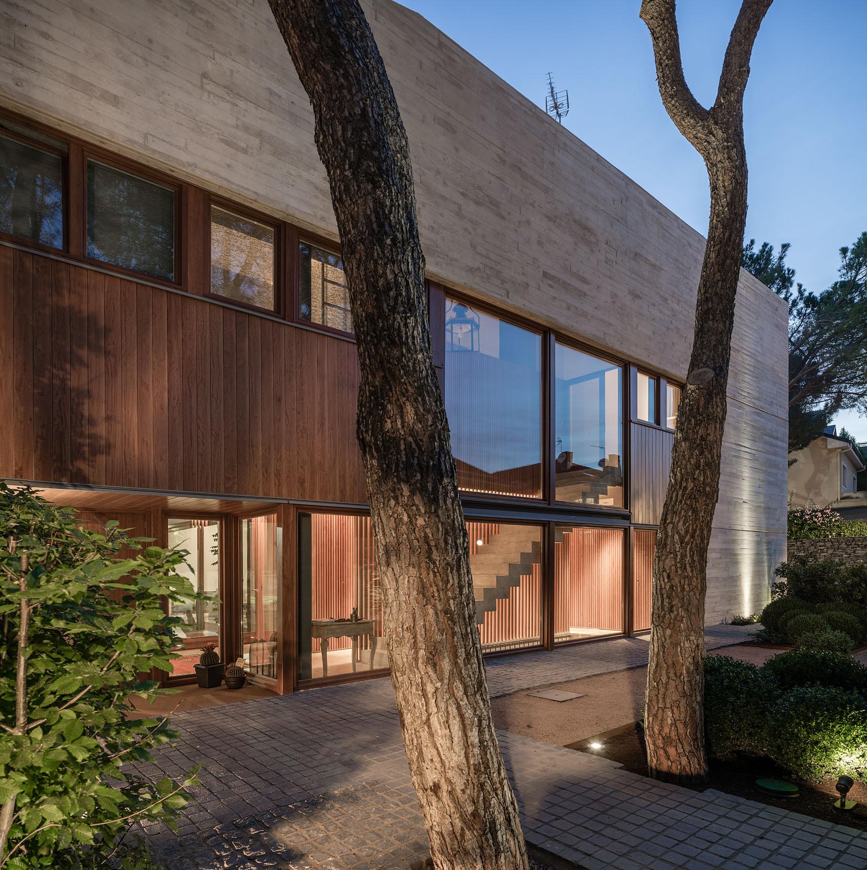ventanas de madera Madrid